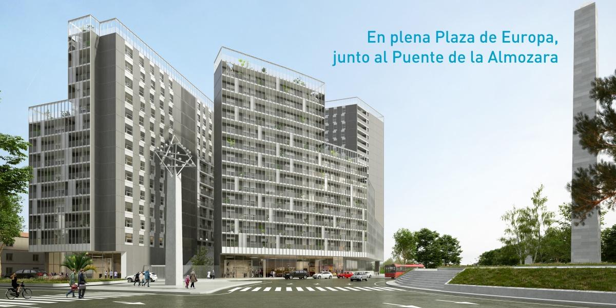 3 Plaza Europa
